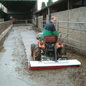 BP-150 Push Broom