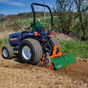 Rotary Cultivators & Rollers