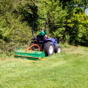 Compact Tractor Attachments - Groundcare Machinery
