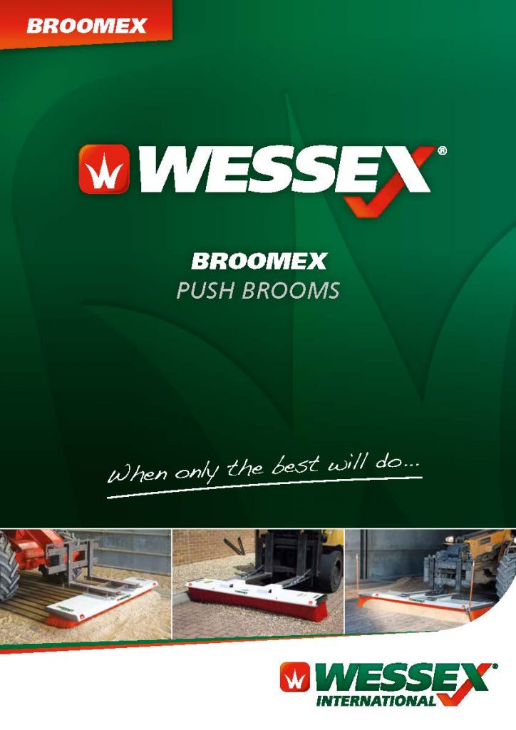 Broomex - professional groundcare & agricultural equipment