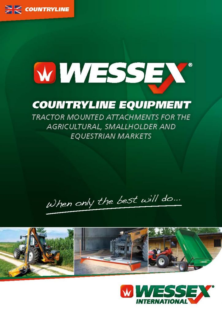 Countryline - professional groundcare & agricultural equipment