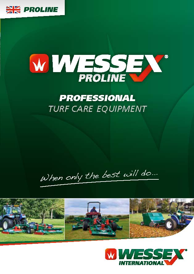 Proline - professional groundcare & agricultural equipment