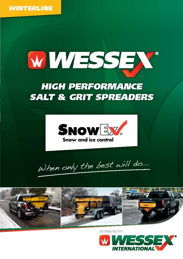 Winterline - professional groundcare & agricultural equipment