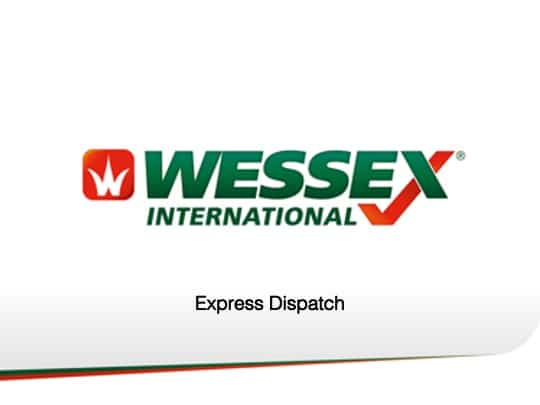 Express dispatch - professional groundcare & agricultural equipment
