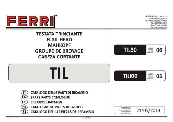 Til80 s6 til100 s5 page 01 - professional groundcare & agricultural equipment