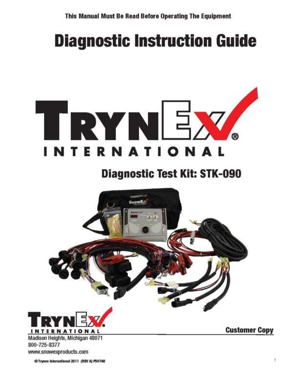 Diagnostic kit stk 090 - professional groundcare & agricultural equipment
